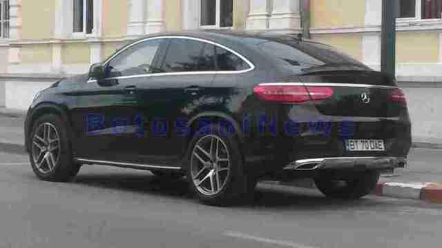 Mercedes Benz -ul lui Gheorghe Odae - Botosani
