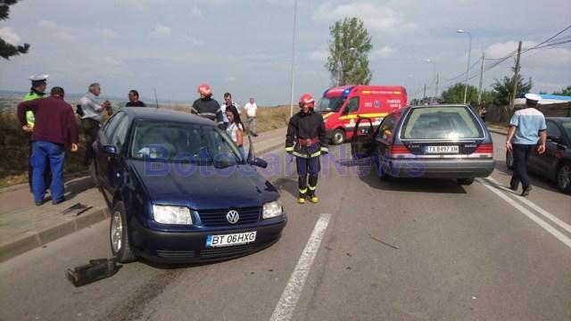 accident viorel serbanoiu- Botosani