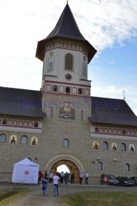 manastirea zosin, credinciosi, hram, stiri, botosani