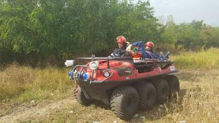 masina-de-teren-accidentat-ponmpieri