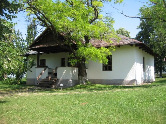 casa memoriala mihai eminescu- ipotesti botosani