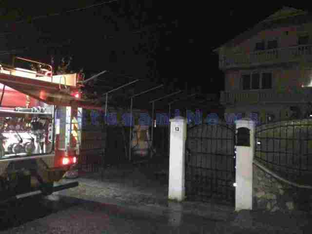 incendiu vila adrian osolinschi - botosani