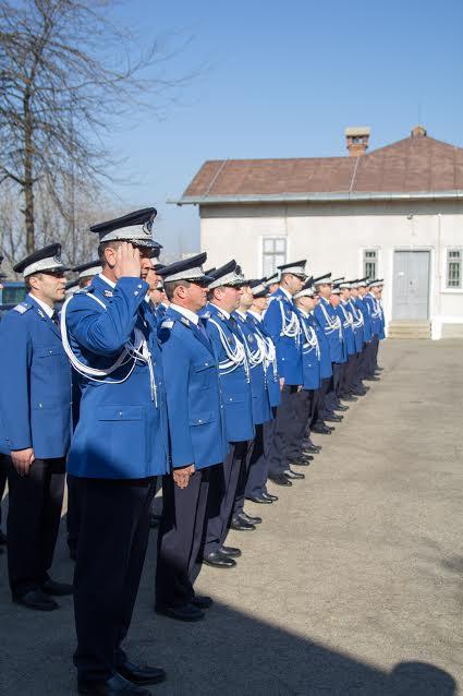 jandarmi avansati in grad IJJ- Botosani