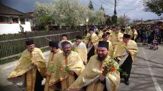 procesiune florii botosani