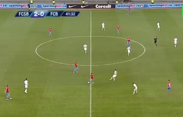 fcsb bucuresti, fc botosani 2-0