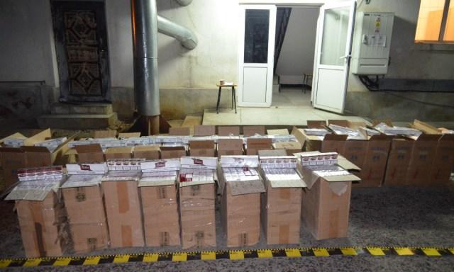 tigari de contrabanda- politia de frontiera- botosani