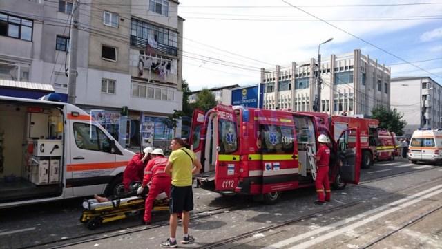 explozie bloc primaverii botosani