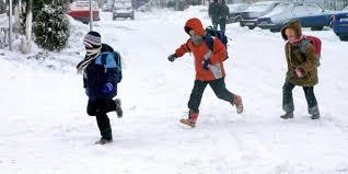 copii scoala, iarna, stiri, botosani