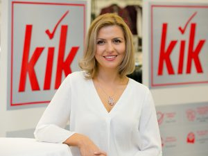 Raluca Hartmann, Director General KiK Romania