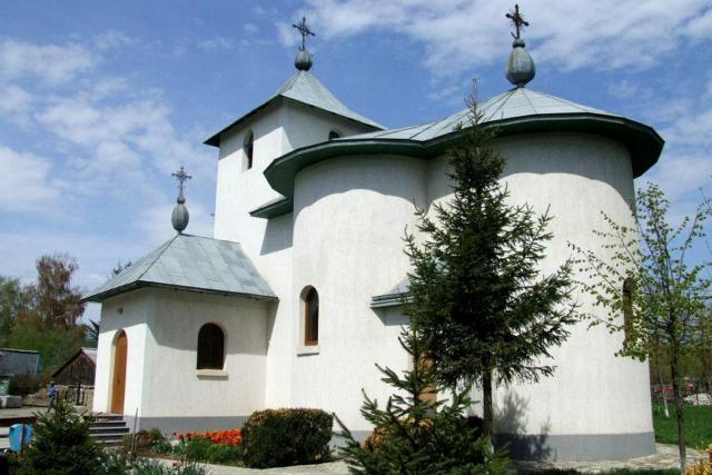 biserica Sfintii Imparati Constantin si Elena, vorona, stiri, botosani