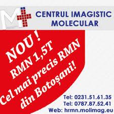 banner centrul imagistic molecular