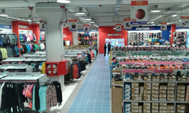sportisimo, stiri, botosani, botosani shopping center, magazin