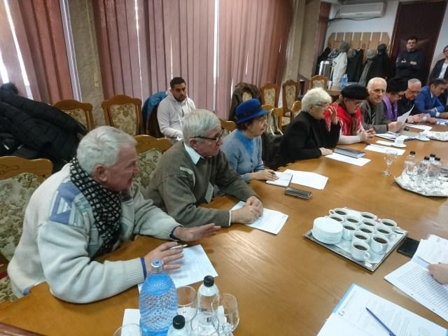 pensionari, comisia de dialog, ministrul muncii, stiri, botosani