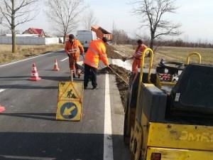 lucrari de intretinere drumuri nationale- botosani