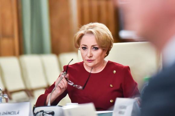 Viorica Dancila- premier