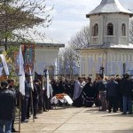 inmormantare gabriel vieriu- la Hanesti- Botosani