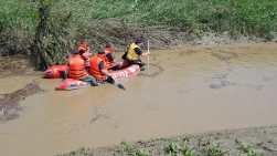 pompieri femeie disparuta apa