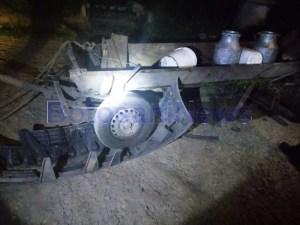 accident Havarna- Botosani