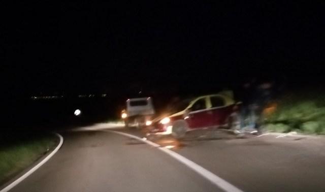 accident unteni- botosani