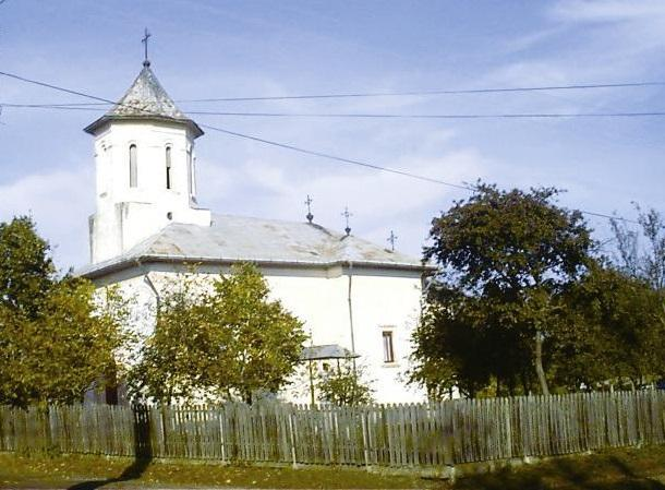 biserica Putureni Botosani