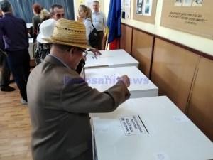 vot alegeri europarlamentare 2019 - botosani