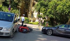 accident moto bulevardul mihai eminescu botosani