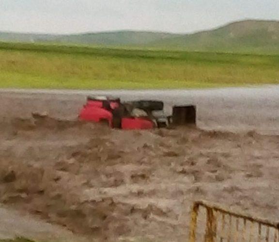 inundatii la Botosani- Prajeni