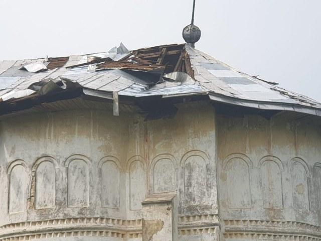 Biserica Cuvioasa Parascheva din Stefanesti- judetul Botosani