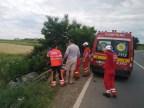 accident botosani masina rasturnata 3