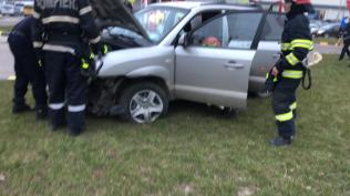 accident pe strada Uzinei in fata Lidl Botosani (6)