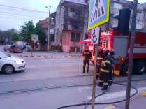 accident in intersectia dintre Ion Pillat si Victoriei- Botosani (5)