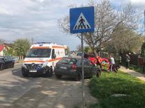 accident pe trecerea de pietoni la Catamarasti- Botosani (3)