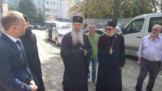IPS Teofan la Biserica Sf Gheorghe (4)