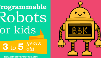 10 Best Robots Toys and Robotics Kits for Kids 2019 | Bots, bits and