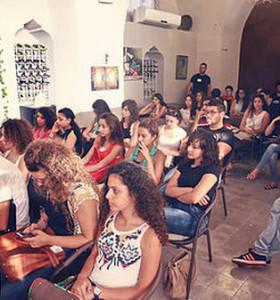 Arabische Schüler (Foto: Durus)