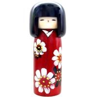Kokeshi bambole prodotte in Giappone