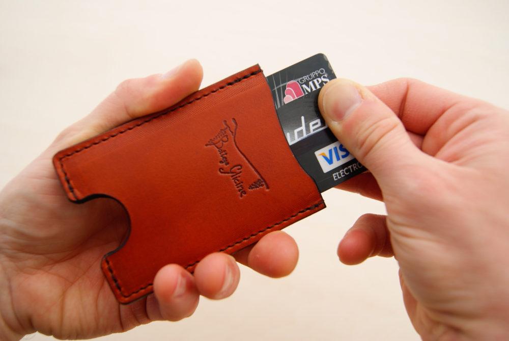 キャッシュレス カードケース