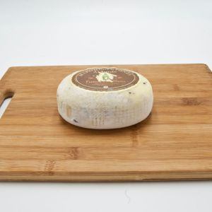 Truffle Marzolino cheese from Pienza