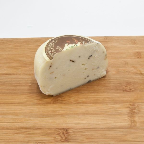 Truffle Marzolino cheese from Pienza