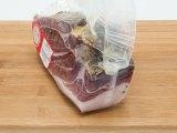 Prosciutto di suino di cinta senese 0,97 Kg Fattoria Madonna della Querce Montepulciano