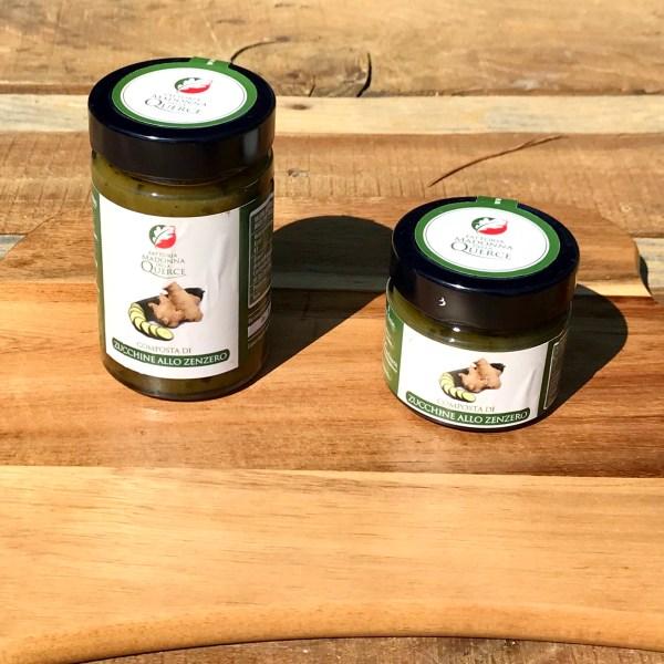 Composta Zucchine e Zenzero