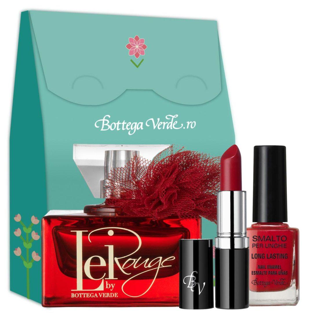 Set Lei Rouge