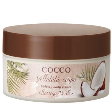 Cocos - Crema de corp cu ulei de cocos  (200 ML)