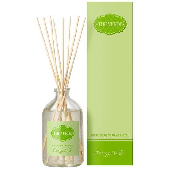 Ceai verde - Difuzor de parfum  (100 ML)