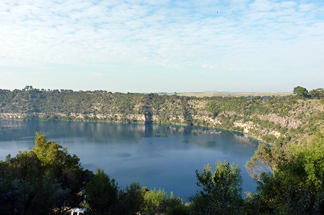 Mount Gambier - Blue Lake