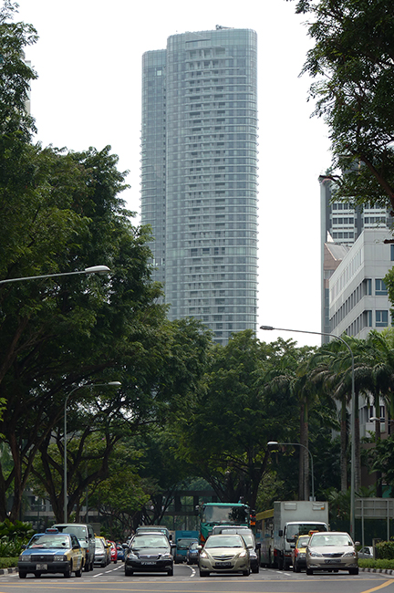 Singapour - Orchard Road