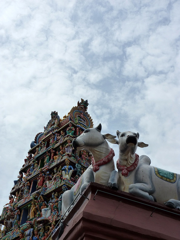 Singapour - Little India - Chinatown