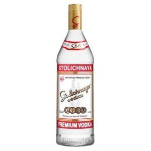 Stolichnaya Vodka 1 Lt