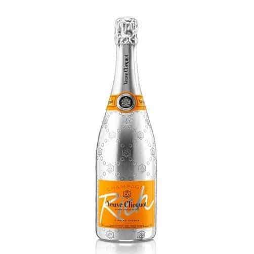Veuve Clicquot Champagne Rich