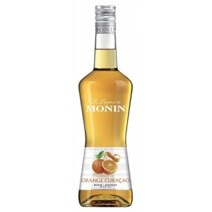 Monin Orange Curaçao Liqueur 70 Cl